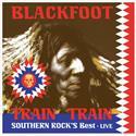 Blackfoot  Live - Train Train:Southern Rocks (LP)