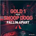 GOLD 1 feat. SNOOP DOGG - Fallin Apart (LPs)