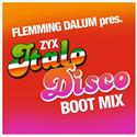 Flemming Dallum pres.ZYX Italo Disco Boot Mix (LP)