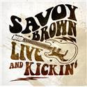 Savoy Brown - Live and Kickin (LP)