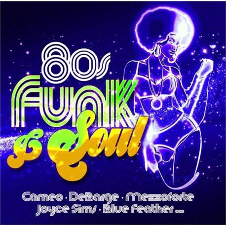 80s Funk & Soul (CD)-12979